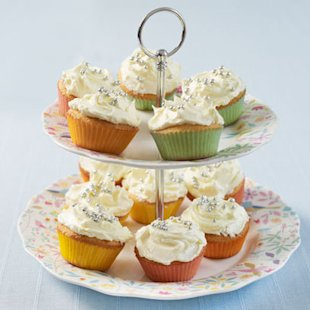 Lemon Cupcakes: Recipes