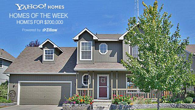 Yahoo! Homes of the Week: $200,000 homes cover
