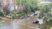 '2020 Needs to be Reset': Hailstorm and Flooding Hit New York