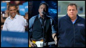 President Obama Jokes About Bruce Springsteen During New Jersey Visit