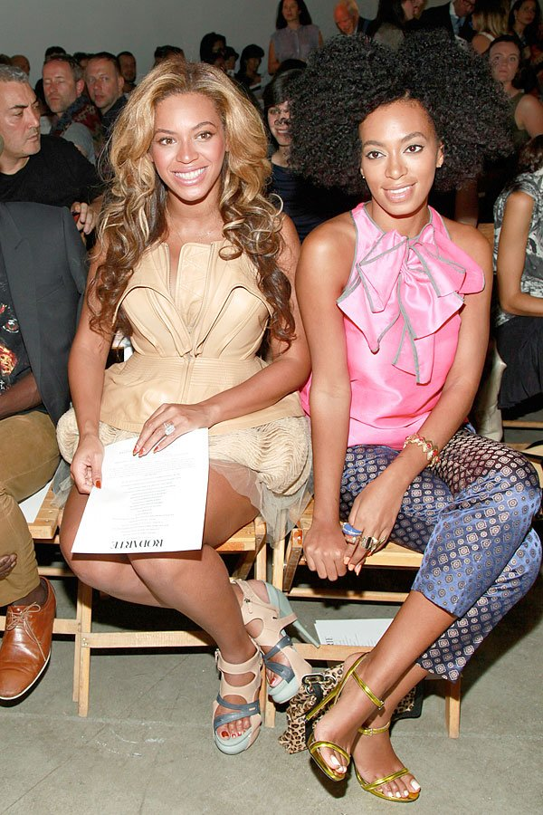 Beyonce & Solange Knowles Snubbed Kim Kardashian At BET Awards — Eyewitness