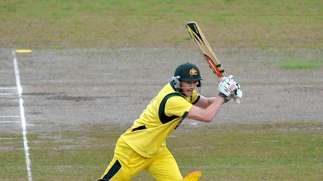 Cricket - Australia take 2-0 series lead