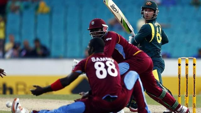 Cricket - Australia hammer Windies at SCG