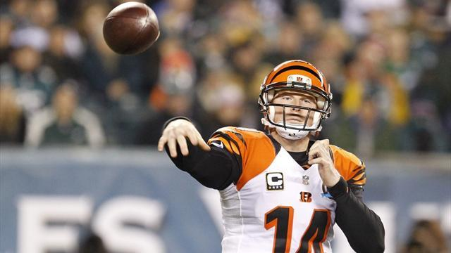 NFL  - Bengals, Colts clinch play-off spots