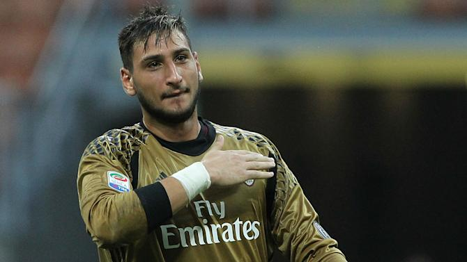 Donnarumma eyes Milan captaincy