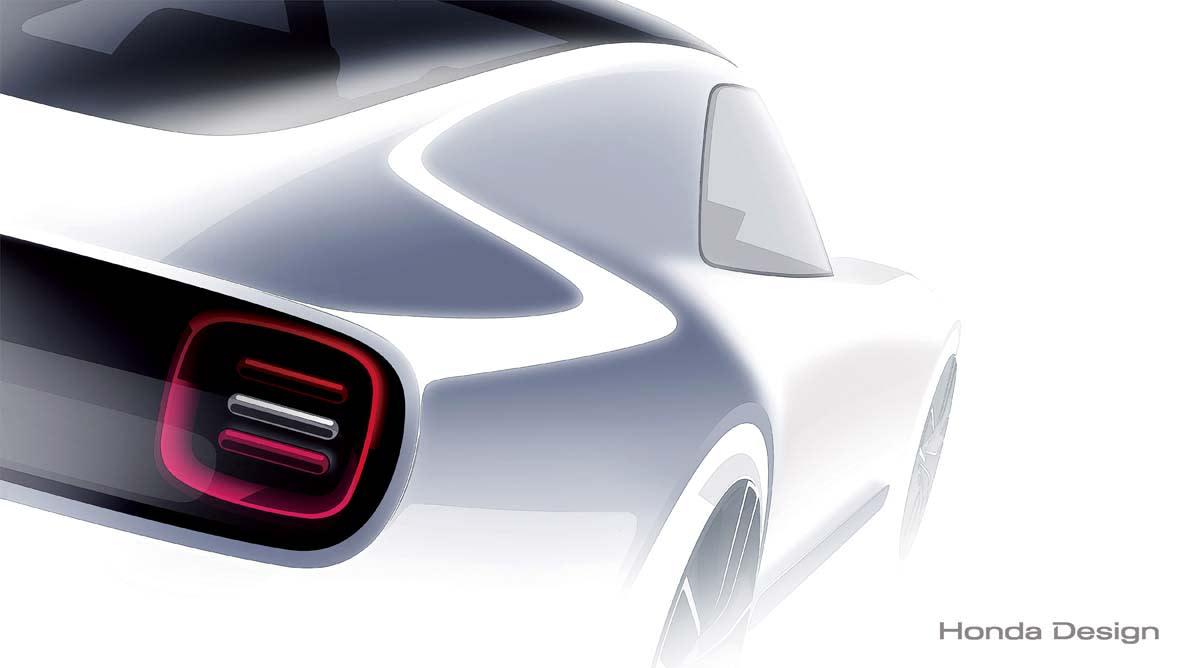 Honda Sports EV 東京車展的新明星