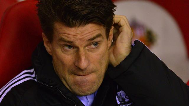 Football - Swansea fans delighted to see back of Laudrup