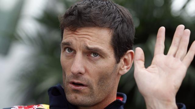 Formula 1 - More than just a number two, underrated Webber will be missed