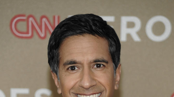 "FILE - In this Dec. 11, 2011 file photo, CNN medical correspondent Dr. Sanjay Gupta arrives at the Fifth Annual CNN Heroes: All-Star Tribute in Los Angeles. ""Monday Mornings,"" a TNT drama series debuting Monday, Feb. 4, 2013, is based on Gupta's novel about physicians and the closed-door hospital meetings they take part in to discuss complications and mistakes in patient care. (AP Photo/Dan Steinberg, File)"