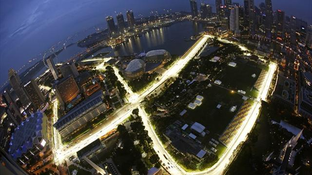 Singapore GP: Race guide