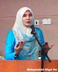 I did not insult police, Nurul Izzah tells NST