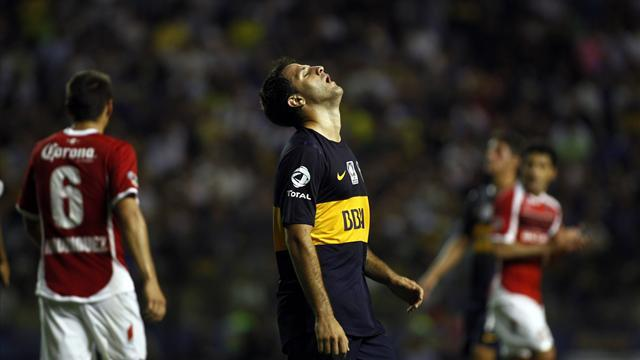 South American Football - Struggling Boca boosted ahead of River clash