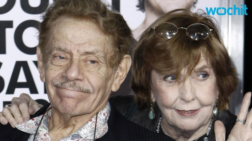Ben Stiller Thanks Fans For Kind Words About Anne Meara