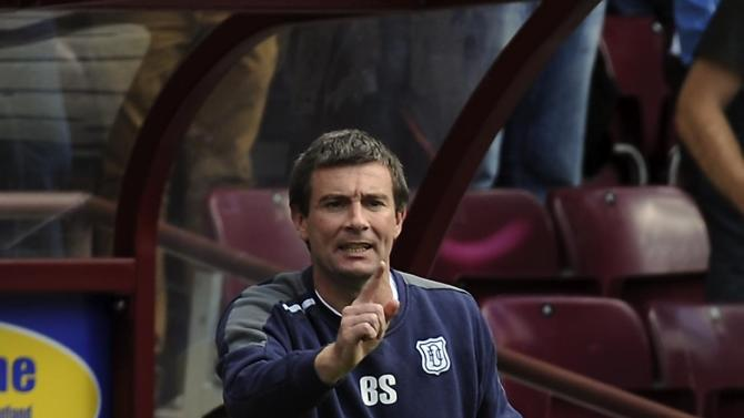 Barry Smith heaped praise on his players following the win over Hibs