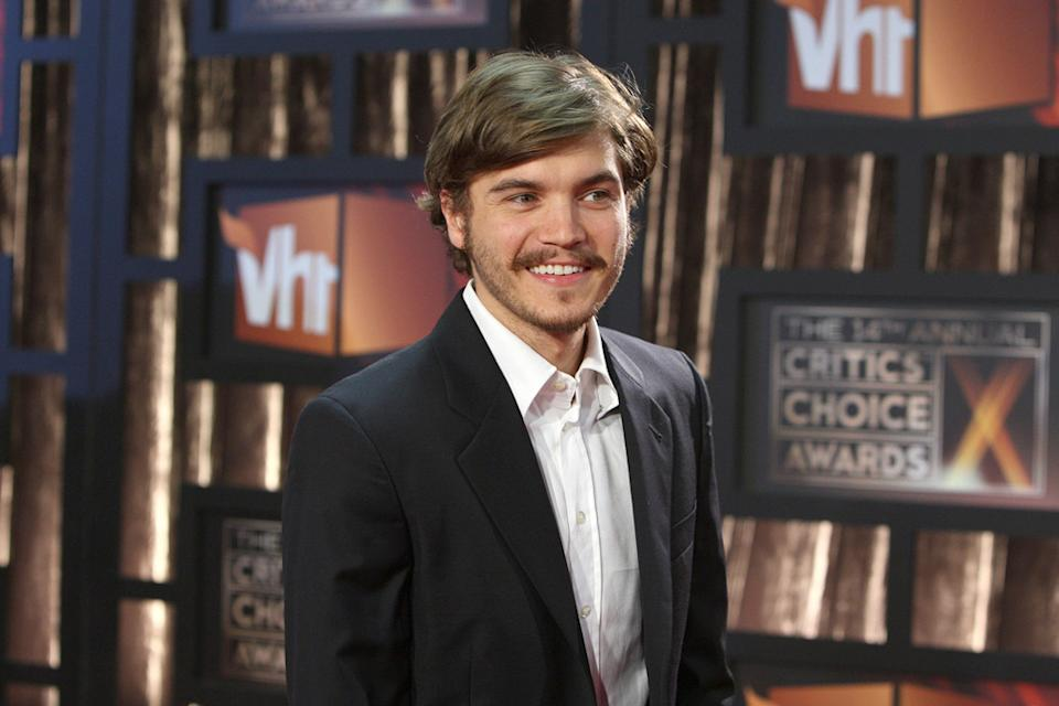 14th Annual Critics' Choice Awards 2009 Emile Hirsch