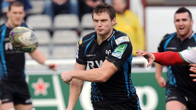 Heineken Cup - Ospreys and Leicester boost hopes with wins, Quins cruise