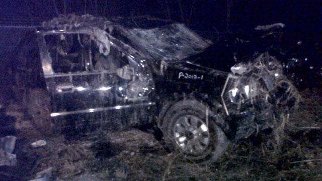Ohio Deadly Crash SUV Reported Stolen