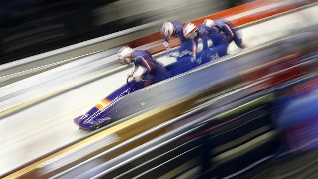 Bobsleigh - 'We have a cunning plan': British quartet leaves rivals guessing