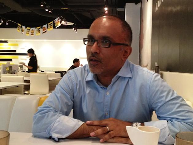 Former journalist Cherian George, the academic whose tenure rejection by the Nanyang Technological University (NTU) caused much backlash against the institution last year, has accepted a position in Hong Kong. (Yahoo! file photo)
