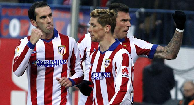 Video: Atletico Madrid vs Granada