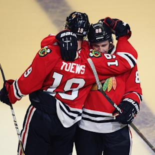 The top 10 Hockey Hugs of 2013
