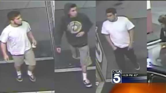 Man, 87, in Critical Condition After Being Robbed, Assaulted Near Rose Bowl; 4 Sought