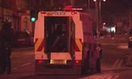 Belfast Violence Injures 10 Police Officers