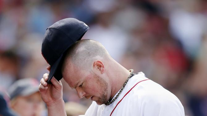 Lester sharp again as Red Sox top Royals 6-0