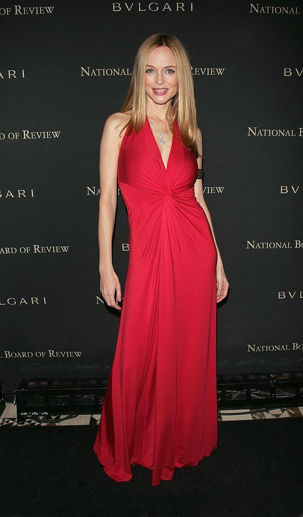 National Board of Review of Motion Pictures Awards Gala New York 2009 Heather Graham