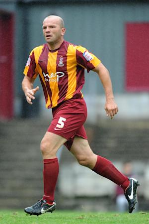 Guy Branston has left Bradford by mutual consent