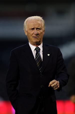 Giovanni Trapattoni has dismissed talk of him taking over at Blackburn