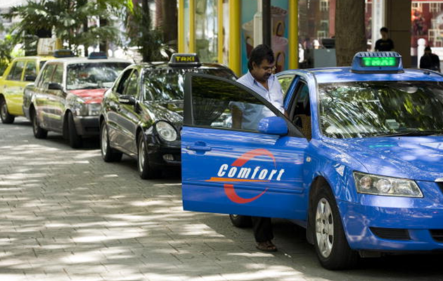 Could Singapore have a part time taxi scheme in time to come? (Getty Images)