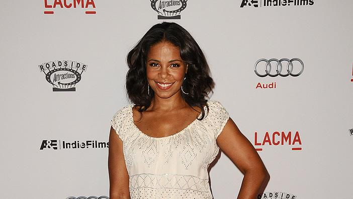 The September Issue LA premiere 2009 Sanaa Lathan