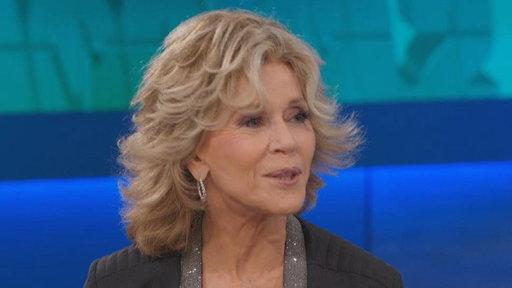 Jane Fonda Talks Sex, Teenagers & Parenting On 'The Doctors'