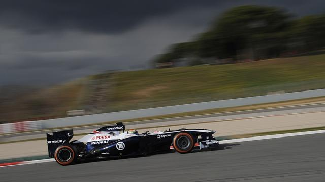 Formula 1 - Maldonado: New Williams is 'undriveable'