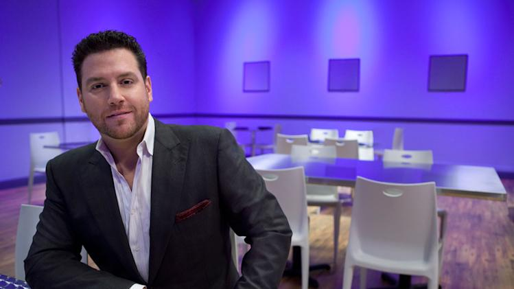 "Scott Conant on ""24 Hour Restaurant Battle."""
