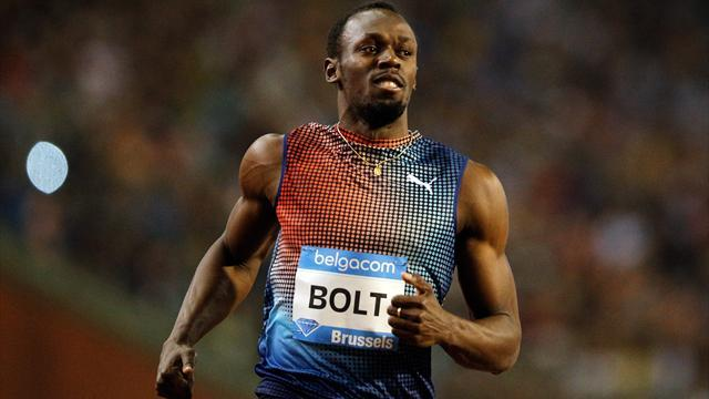 Athletics - Years of sprinting starting to take toll, says Bolt