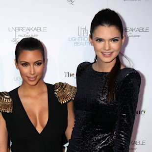 Kim Kardashian Branded 'A Creepster' By Kendall Jenner As Pregnant Star  Admits She's 'Jealous' Of Her