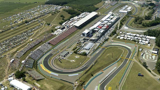 Formula 1 - Hungarian Grand Prix extends contract to 2021