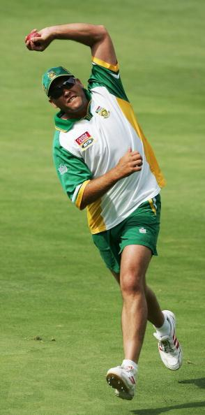 South Africa Practice Session