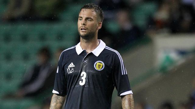 Scotland have defensive worries