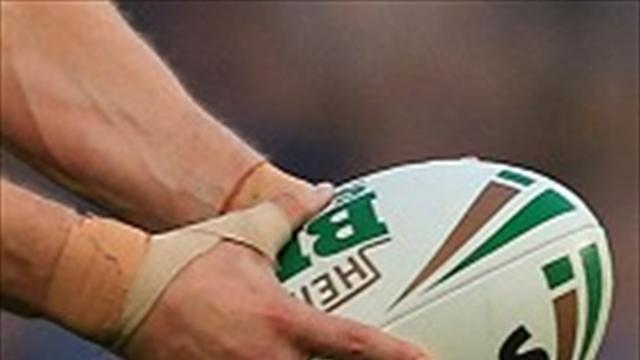 Rugby League - Cookson given six-month ban