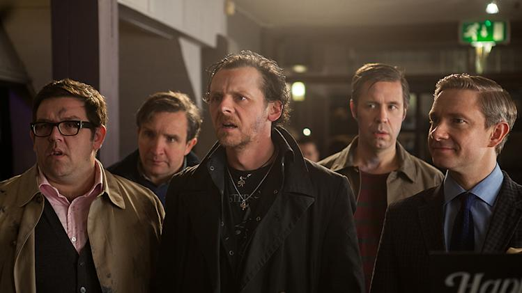 """The World's End"" Movie Stills"