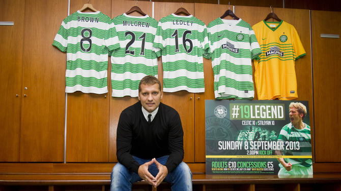 Soccer - Stiliyan Petrov Charity Match Photocall - Celtic Park