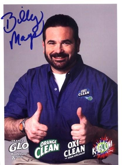 Billy Mays, 1958 - 2009