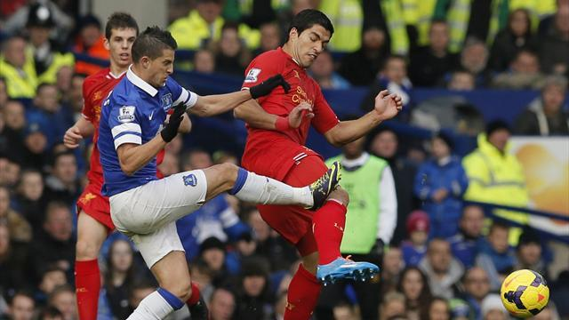 Premier League - Mirallas: I expected to be sent off for Suarez challenge