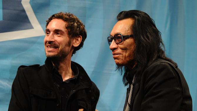 """Searching for Sugar Man"" Q&A - 2012 SXSW Music, Film + Interactive Festival"