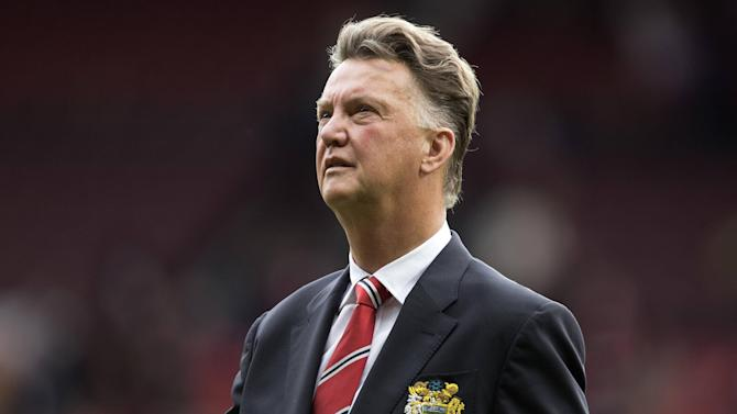 Premier League - Van Gaal creates a stir by ditching Old Trafford creche