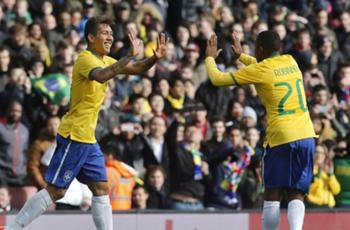 Brazil are now Copa America favourites as Firmino proves too hot for Chile