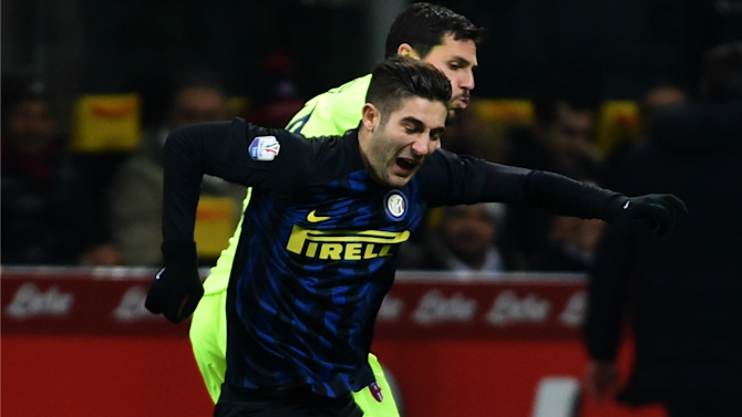 The new Pogba or Gerrard? Inter's €28m signing Gagliardini just taking hype in his stride